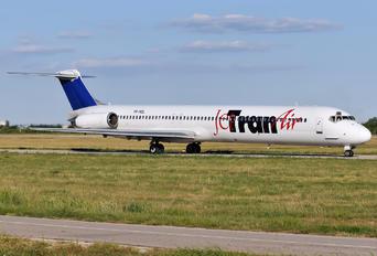 YR-MDL - Jet Tran Air McDonnell Douglas MD-82