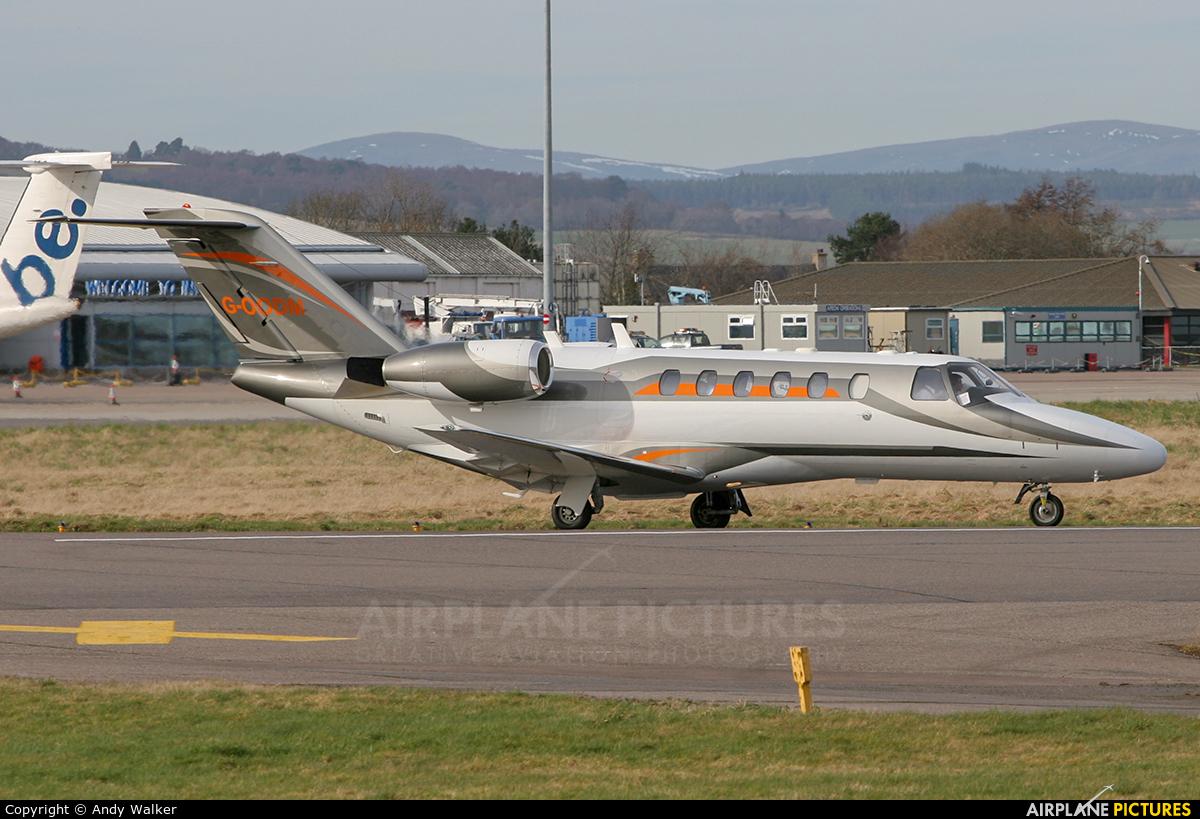 Hangar 8 G-OODM aircraft at Inverness