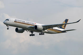 9V-SGD - Singapore Airlines Airbus A350-900 ULR
