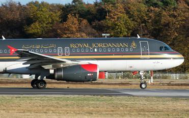 JY-AYQ - Royal Jordanian Airbus A320