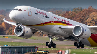 B-1119 - Hainan Airlines Boeing 787-9 Dreamliner