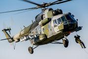 9887 - Czech - Air Force Mil Mi-171 aircraft