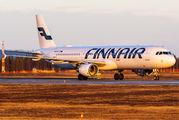 OH-LZB - Finnair Airbus A321 aircraft