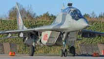 4105 - Poland - Air Force Mikoyan-Gurevich MiG-29UB aircraft
