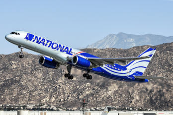 N567CA - National Airlines Boeing 757-200