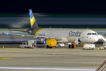D-ATCA - Condor Airbus A321
