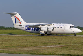 I-CLBA - Club Air British Aerospace BAe 146-200/Avro RJ85
