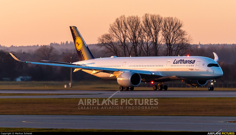 Lufthansa D-AIXG aircraft at Munich