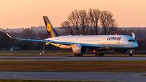 D-AIXG - Lufthansa Airbus A350-900 aircraft