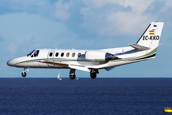 EC-KKO - TAS - Transportes Aéreos del Sur Cessna 550 Citation Bravo