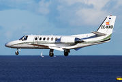 EC-KKO - TAS - Transportes Aéreos del Sur Cessna 550 Citation Bravo aircraft