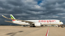 ET-ATQ - Ethiopian Airlines Airbus A350-900 aircraft