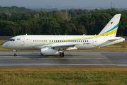 UP-SJ001 - Comlux KZ Sukhoi Superjet 100LR aircraft