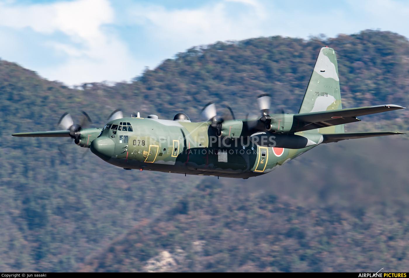 Japan - Air Self Defence Force 75-1078 aircraft at Gifu AB