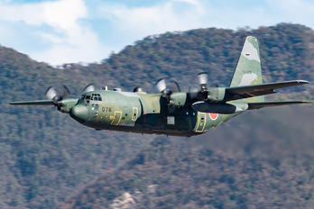 75-1078 - Japan - Air Self Defence Force Lockheed C-130H Hercules