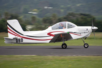 ZK-DBD - Private AESL Airtourer