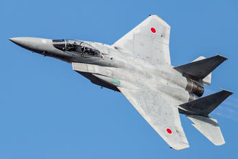 12-8078 - Japan - Air Self Defence Force Mitsubishi F-15DJ