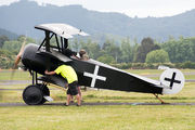ZK-FKD - Private Fokker DR.1 Triplane (replica) aircraft