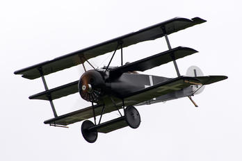 ZK-FKD - Private Fokker DR.1 Triplane (replica)