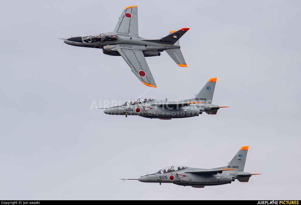 Japan - Air Self Defence Force 66-5604 aircraft at Gifu AB