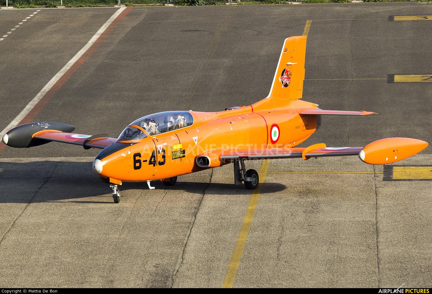 Private I-RVEG aircraft at Reggio Emilia
