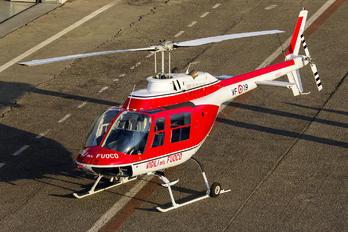 I-VFAE - Italy - Vigili del Fuoco Agusta / Agusta-Bell AB 206A & B