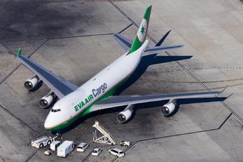 B-16483 - EVA Air Cargo Boeing 747-400F, ERF
