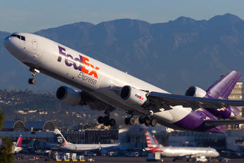 N572FE - FedEx Federal Express McDonnell Douglas MD-11F