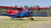 SP-NSK - Aeroklub Szczeciński Antonov An-2 aircraft