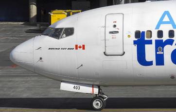 C-GTQF - Air Transat Boeing 737-800