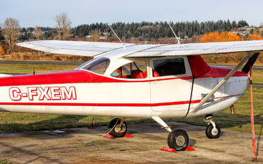 C-FXEM - Private Cessna 172 Skyhawk (all models except RG)