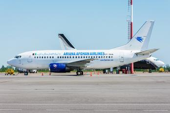 5Y-SHA - Ariana Afghan Airlines Boeing 737-500