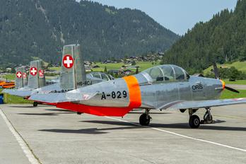 HB-RCJ - Private Pilatus P-3
