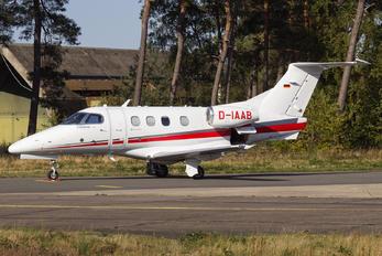 D-IAAB - Arcus Air Embraer EMB-500 Phenom 100