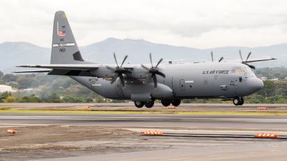 07-8613 - USA - Air Force Lockheed C-130J Hercules