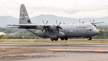 USAF Lockheed C-130J visited San Jose  title=