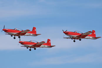 A-916 - Switzerland - Air Force Pilatus PC-7 I & II