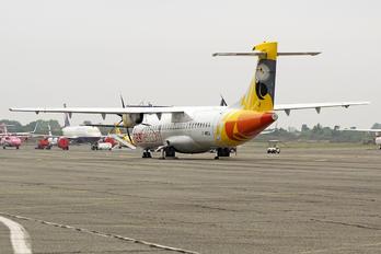 F-WNUA - Fastjet ATR 72 (all models)