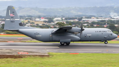 07-8613 - USA - Air Force Lockheed C-130J Hercules