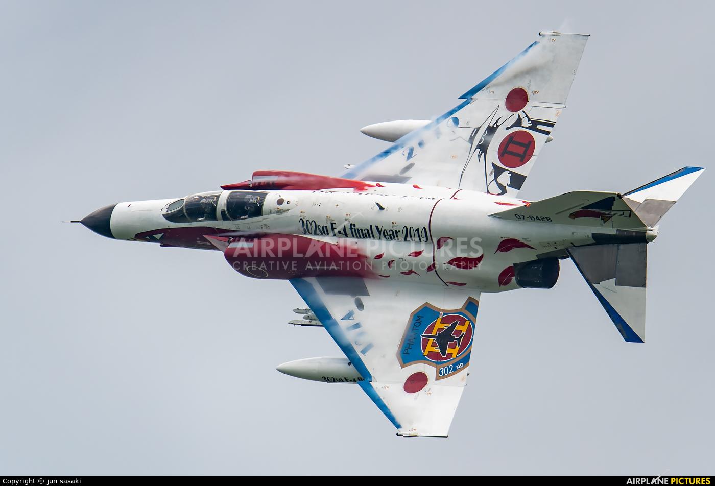 Japan - Air Self Defence Force 07-8428 aircraft at Matsushima AB