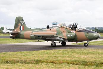 ZK-BAC - Private BAC 167 Strikemaster