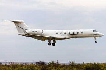 OE-ISN - Avcon Jet Gulfstream Aerospace G-V, G-V-SP, G500, G550