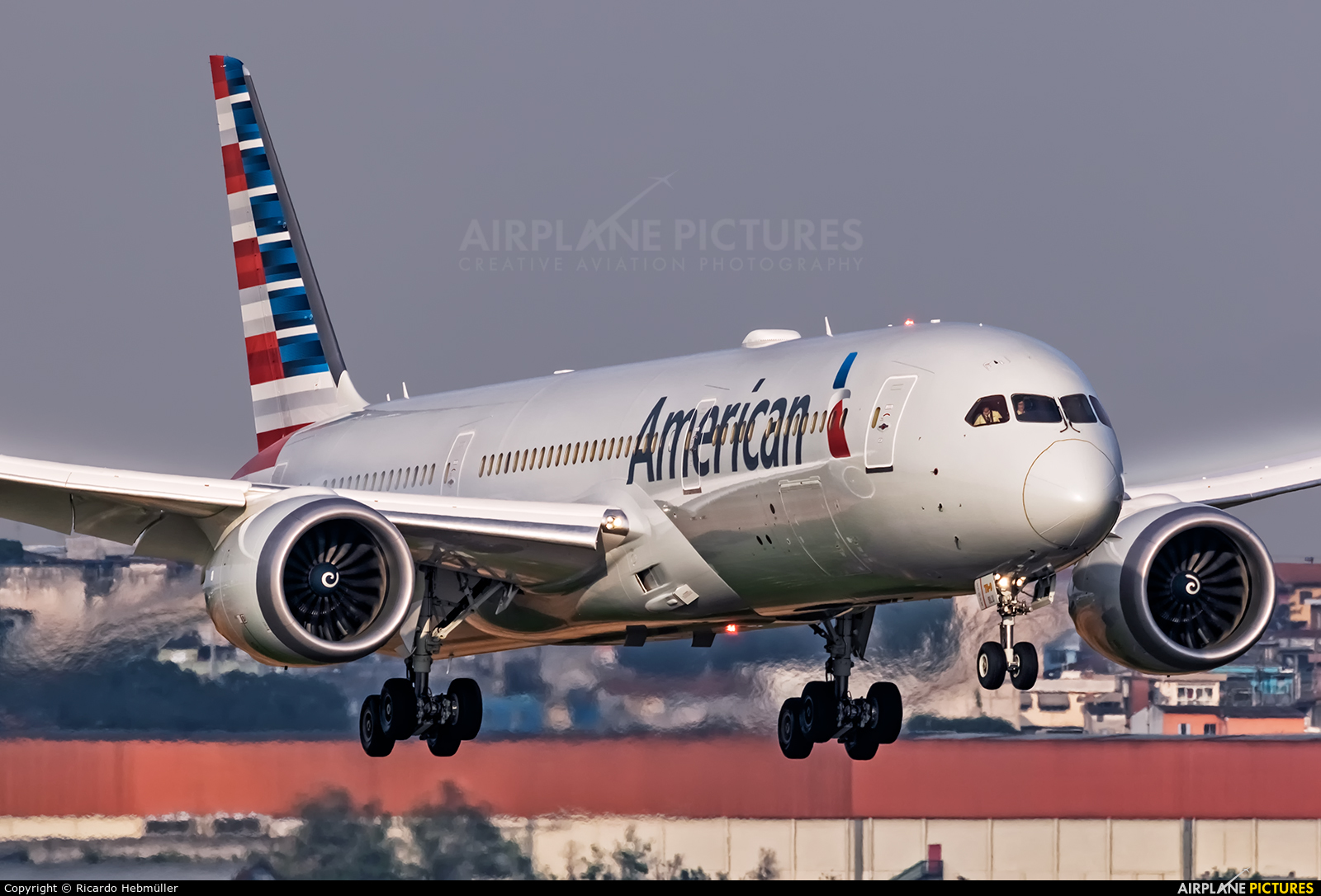 American Airlines N837AN aircraft at São Paulo - Guarulhos