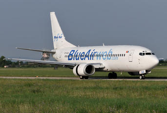 YR-BAA - Blue Air Boeing 737-300
