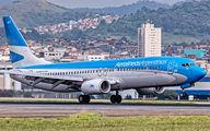 LV-GKT - Aerolineas Argentinas Boeing 737-800 aircraft