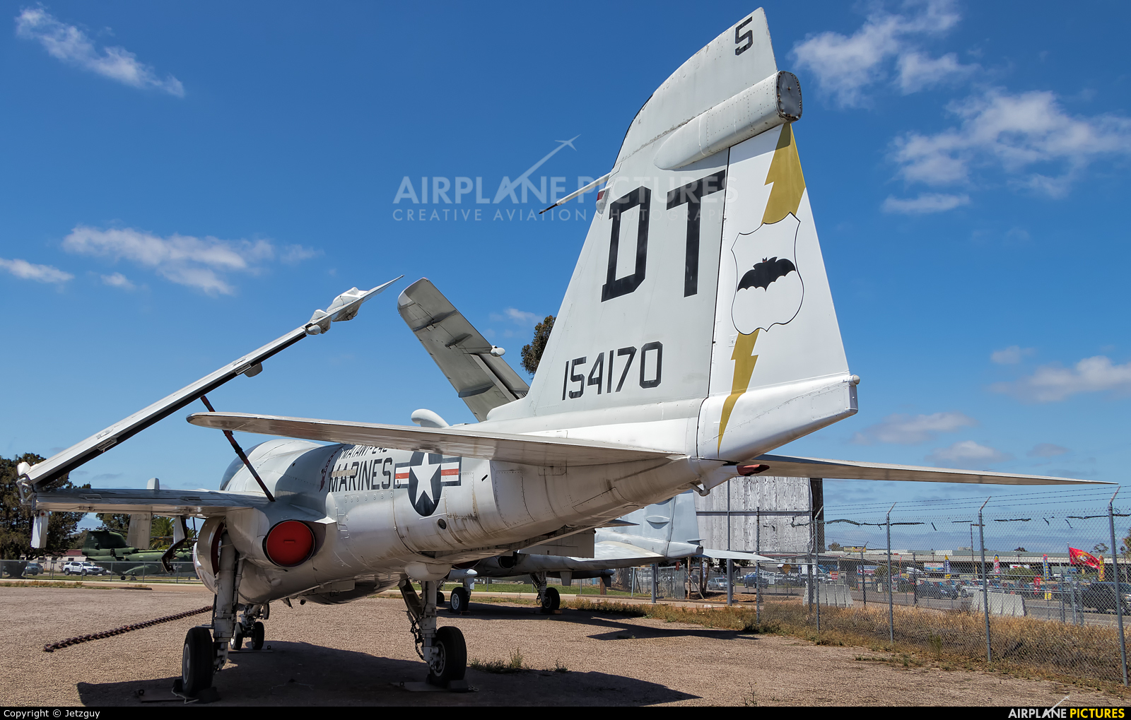 USA - Marine Corps 154170 aircraft at Miramar MCAS - Flying Leatherneck Aviation Museum
