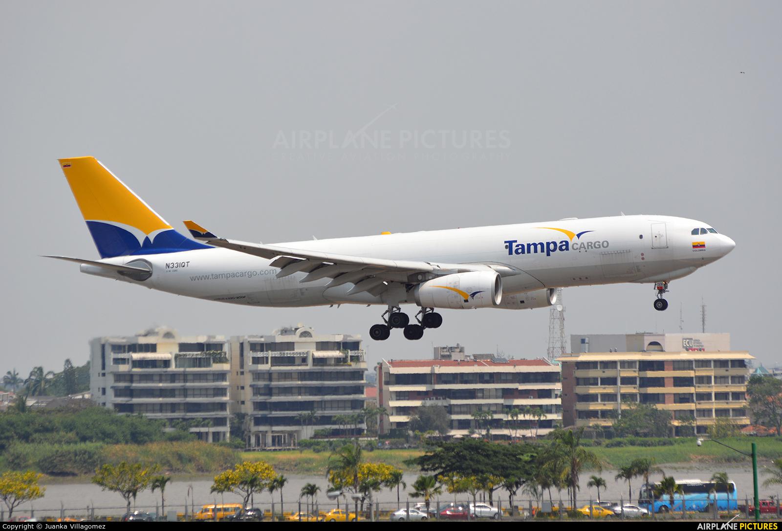Tampa Cargo N331QT aircraft at Guayaquil - José Joaquín de Olmedo