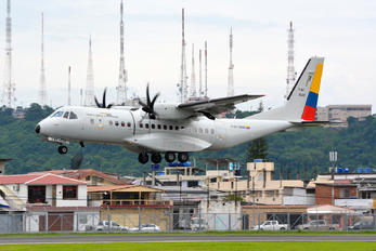FAE-1032 - Ecuador - Air Force Casa C-295M