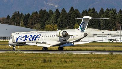 S5-AFA - Adria Airways Bombardier CRJ-900NextGen