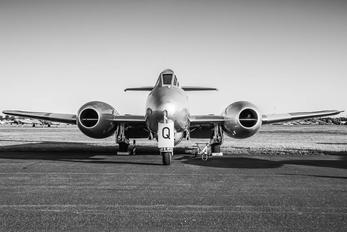 NX313Q - Private Gloster Meteor T.7